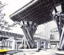 金沢の風景/ザ・スクエアホテル金沢