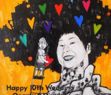 Happy 10th wedding